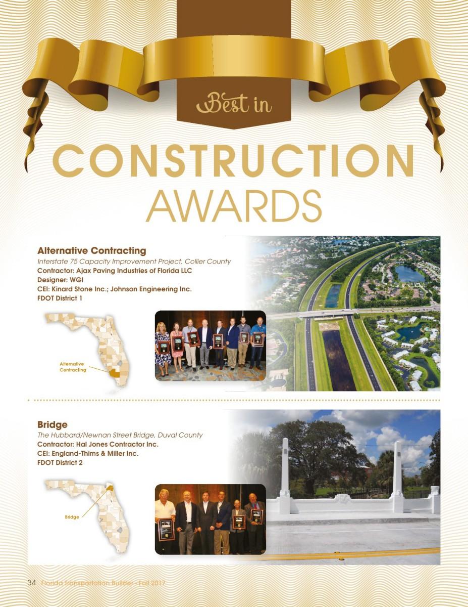 Florida Transporation Builder Magazine